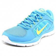 Nike Women's 'Flex Trainer 4' Mesh Athletic Shoes